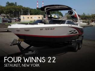 Four Winns H210 SS