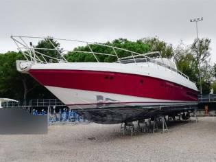 Custom Caliari Yacht COANDA 63