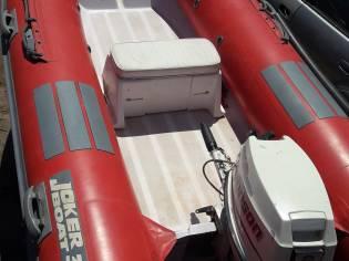 Joker boat apnea