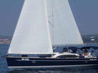 HULL for a 14m sail boat (Spray 46 DS)