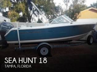 Sea Hunt 18