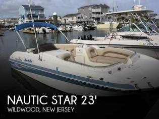 Nautic Star 232 SC Sport Deck