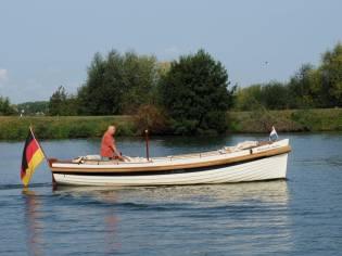 Interboat 25 Semi Cabin