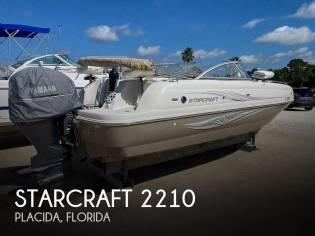 Starcraft Coastal 2210