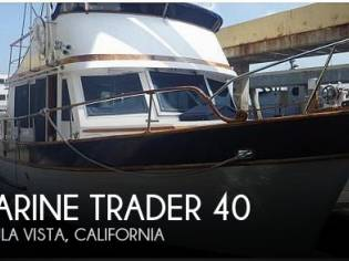 Marine Trader Double Cabin 40
