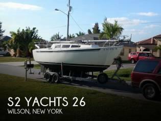 S2 Yachts 8.0