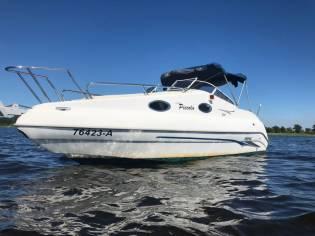 Aquamar 20 Bahia incl. Boegschroef