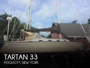 Tartan 33