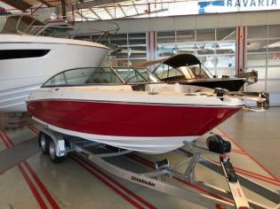 Monterey 194 FS VERKAUFT Motorboot
