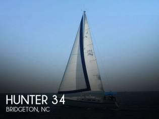 Hunter 34