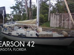 Pearson 424
