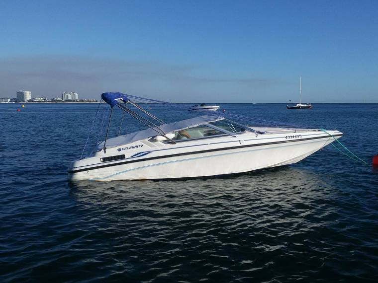 Celebrity Boats CX - 180 CX Bowrider Years
