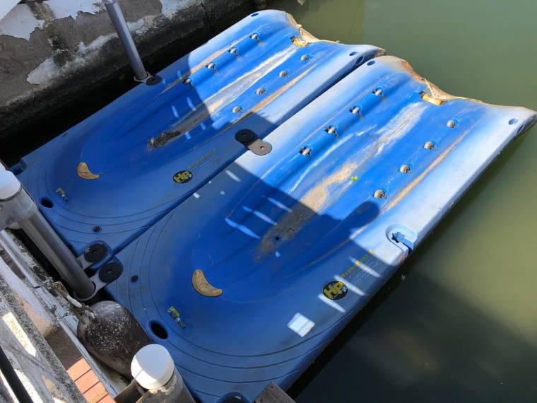 Plataforma flotante para Moto agua HydroPort 2