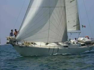 Custom Canada Yacht Building Bruce Roberts 44 Sloo