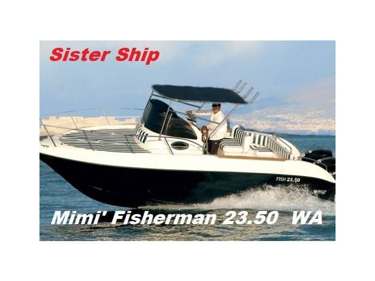 Cant. Mimi' Fisherman 23.50 Wa