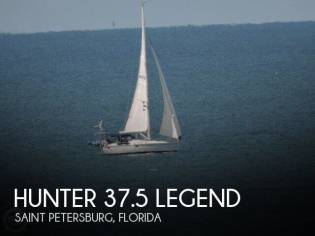 Hunter 37.5 Legend