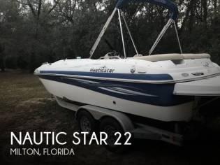 Nautic Star 222 SC