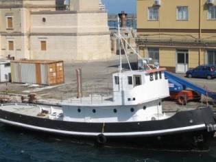 Custom Cantiere Navale Pellegrino Rimorchiatore 22