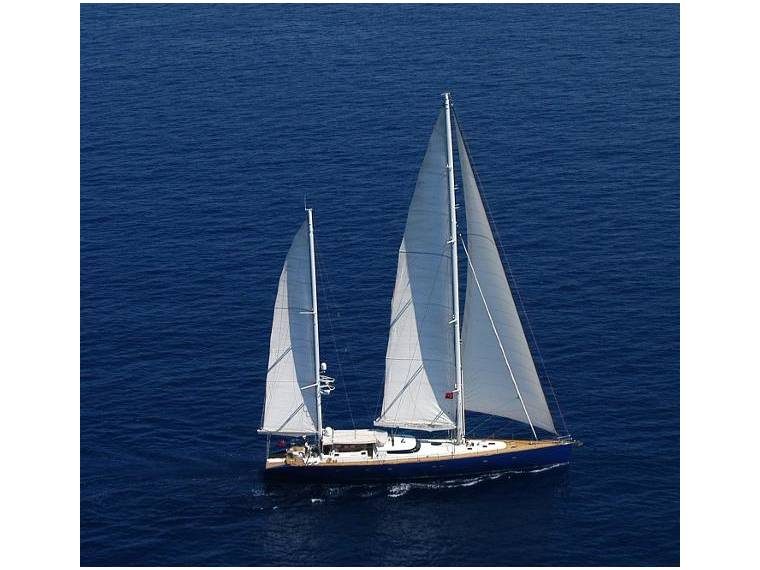Marc Lombard Design Sailing Yacht