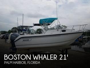 Boston Whaler 21 Conquest
