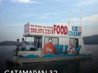 Catamaran Cruisers 32