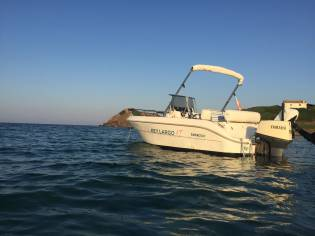 Sessa Marine Key Largo 17