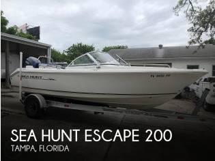 Sea Hunt 200 Escape LE