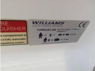 Willians turbojeat 285