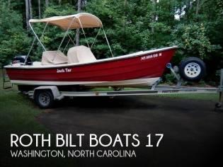 Roth Bilt Boats Classic 18