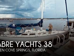 Sabre Yachts 38