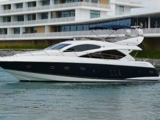 Sunseeker Manhattan 60 Motor Yacht