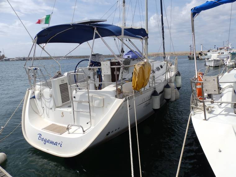 Oceanis Clipper 373 -