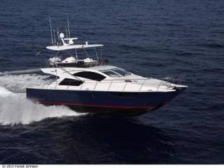 Mares 45 Yacht Fisher