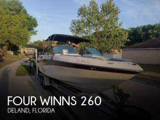 Four Winns 260 Horizon