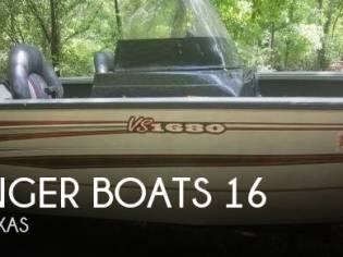 Ranger Boats VS1680 SC