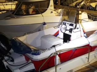 Nova open 19 jet craft