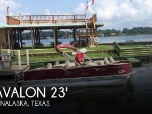 Avalon 2385 QF Saltwater series