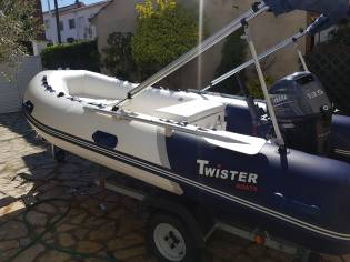 Twister boats 360