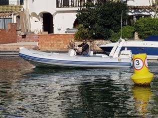 ZODIAC MEDLINE II SHARK