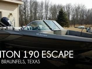 Triton 190 Escape