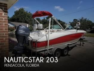 NauticStar 203 DC Sportdeck