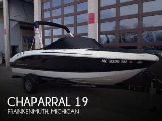 Chaparral 19 H2O Sport