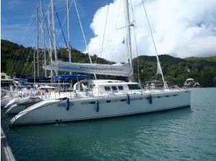 Fountaine Pajot Marquises 56