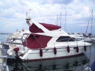 FAIRLINE BRAVA 36 FLY