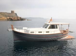 Menorquin Yacht 110 HT