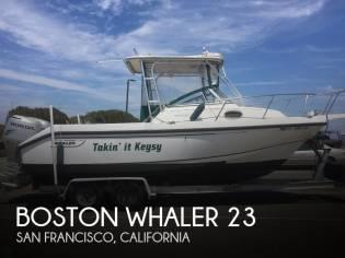 Boston Whaler 23 Conquest