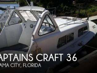 Watercraft America 36