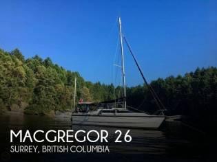MacGregor 26 X