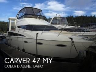 Carver 47 MY