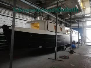 Ultra Shipyard Polen Houseboat Widebeam